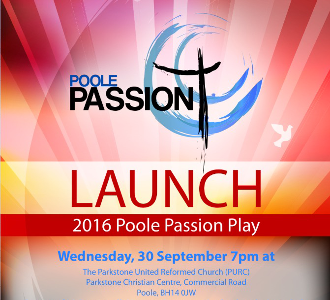 Launch of The Poole Passion 2016