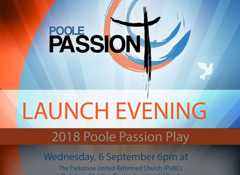 2018 Poole Passion Play Launch Evening