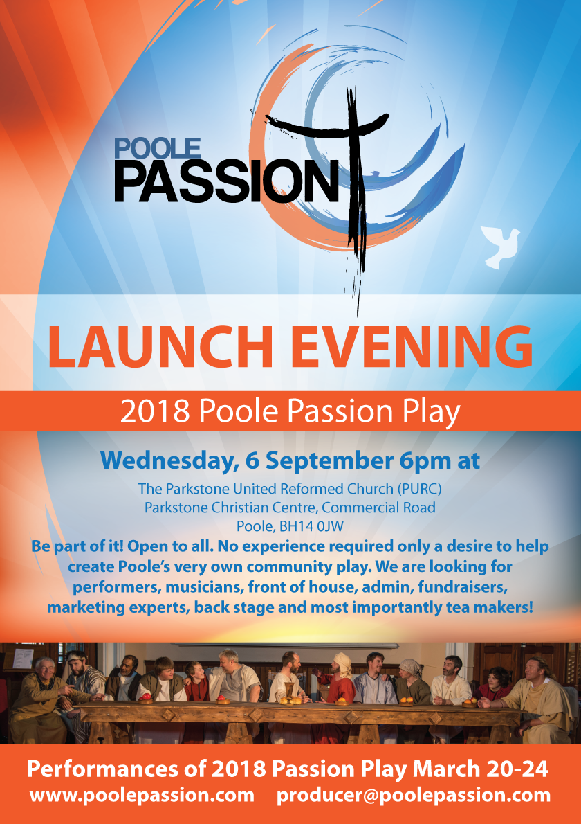 Poole Passion 2018 Launch Evening