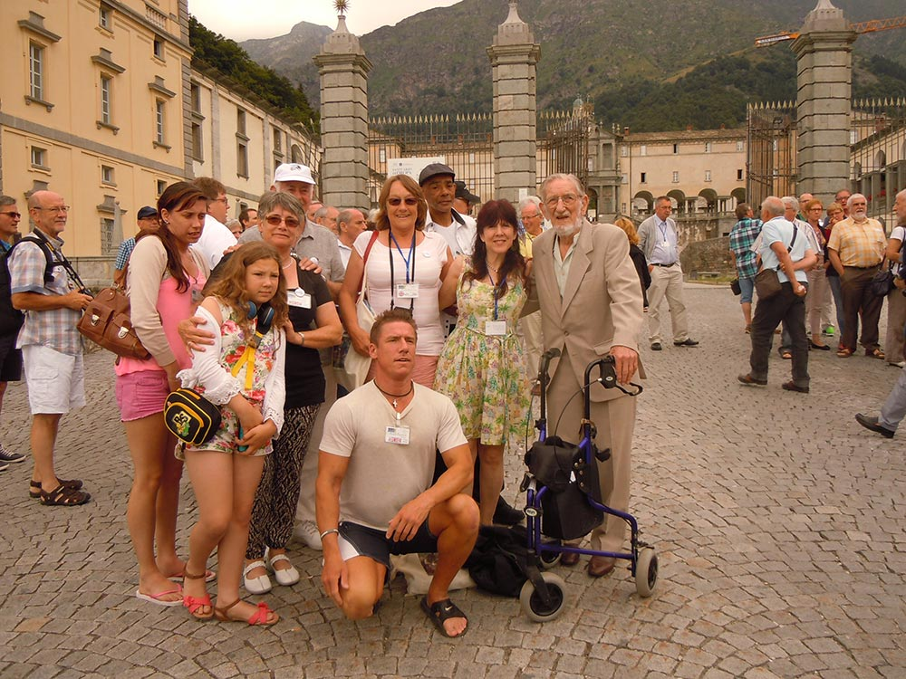 The Poole Passion Travels to Italy